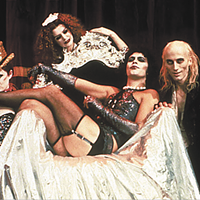 The Rocky Horror Picture Show with shadowcast by the Leather Medusas