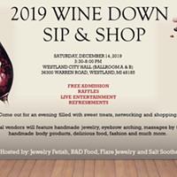 2019 Wine Down Sip & Shop
