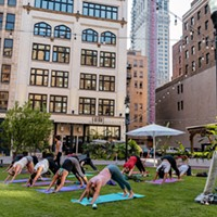 Community Yoga with Citizen Yoga