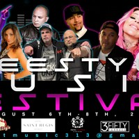 1ST ANNUAL DETROIT FREESTYLE MUSIC FESTIVAL PRESENTED BY LIT MUSIC ENTERTAINMENT