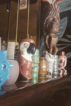 A new tiki bar is planned for Detroit's east side