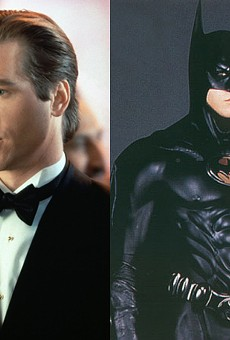 Is that a batsuit or are you just happy to see us?