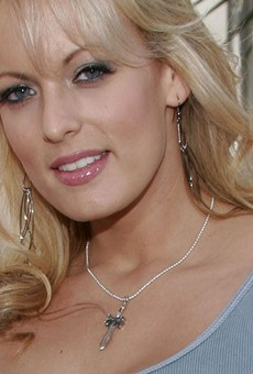 Stormy Daniels' Detroit date rescheduled for April 18