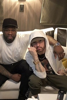 Detroit meets Coachella — Eminem headlines, Justin Bieber fawns over Greta Van Fleet
