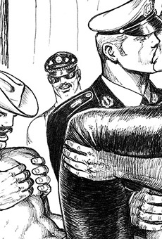 MOCAD brings the work of gay icon Tom of Finland to Detroit