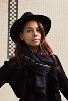 Singer-songwriter and MacArthur Fellowship 'Genius' Rhiannon Giddens to play Michigan Theater
