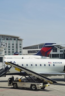 Delta is investigating pet dog death during Detroit Metropolitan Airport layover