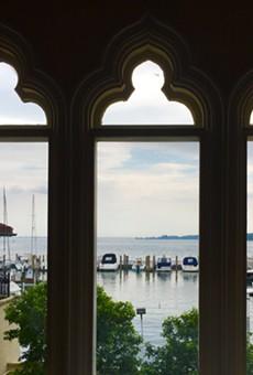 Grosse Pointe Yacht Club.