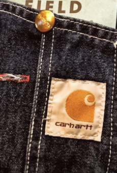 Carhartt cuts ties with Detroit Mercantile over spitting incident