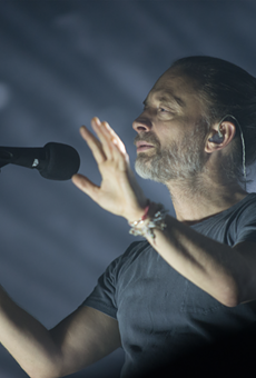 Radiohead made memories with a rare Detroit appearance
