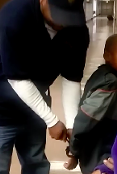 ACLU sues Flint Police Department for handcuffing 7-year-old boy at school
