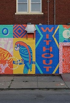Detroit's Murals in the Market gets ranked as one of the best mural festivals in the world