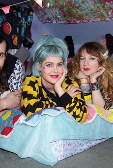Bree McKenna of Tacocat talks Seattle, sequins, and 'Twilight'