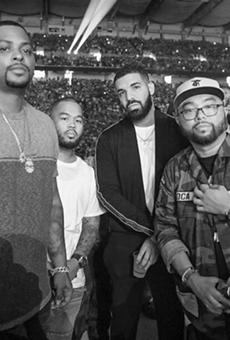 Chubbs, Niko, Drake, and Franny