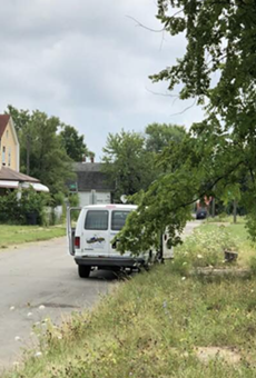 Sterling Heights man hit with $5k ticket for illegal dumping in Detroit's North End