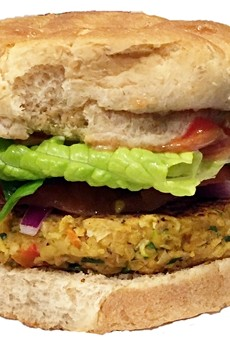 Vegan fast food restaurant Unburger Grill opens in Dearborn