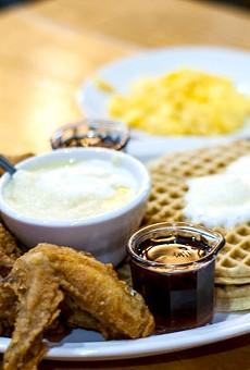 Kuzzo's Chicken & Waffles.