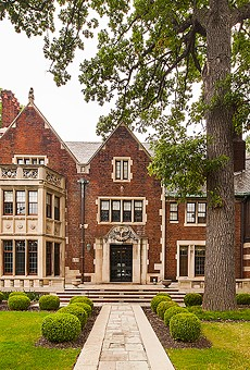 Detroit's Month of Design includes an exhibition at the Charles T. Fisher Mansion from Sept. 15-Oct. 7.