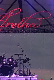 Detroit will rename Chene Park as Aretha Franklin Park