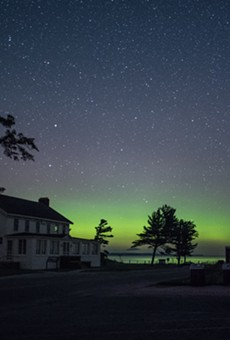 Northern Michigan saw the aurora borealis last night, viewings possible tonight (3)