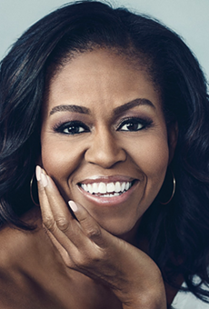 Michelle Obama, Becoming.