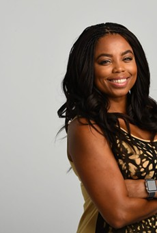NABJ Journalist of the year, Jemele Hill