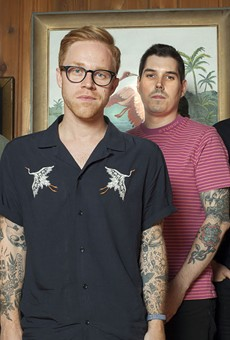 Ryan Allen's Extra Arms is a true band now