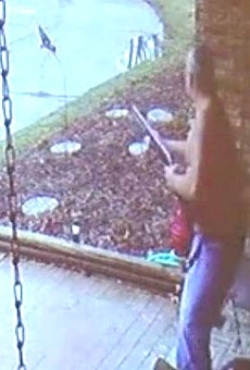 Video released showing white Rochester Hills man shooting at black teen