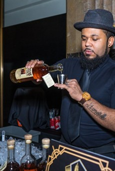 Save the date: Metro Times' Hall of Whiskey returns to the Fisher Building