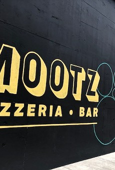Mootz Pizzeria and Bar is coming to Library St.