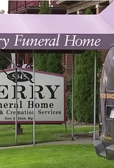 Remains of 63 infants discovered at second Detroit funeral home