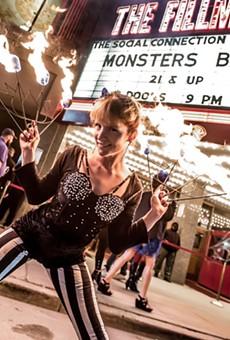Monster's Ball, Friday, Oct. 26, the Fillmore.