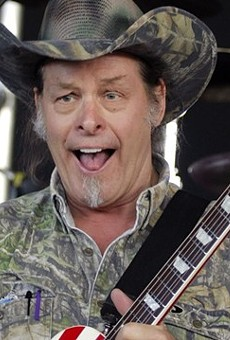 Ted Nugent totally triggered by not being inducted to the Rock & Roll Hall of Fame