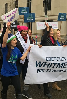 Gretchen Whitmer defeats Bill Schuette in Michigan governor's race
