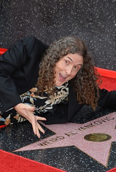 Weird Al is going to perform original songs at Michigan Theater and that's weird