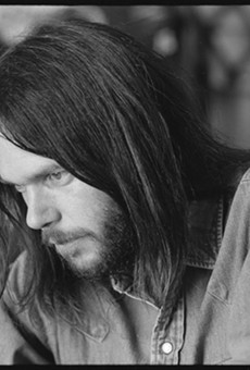 Neil Young loves Detroit and is headed to the Fox Theatre for intimate solo show