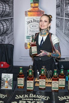 Metro Times' Hall of Whiskey returns to the Fisher Building this weekend