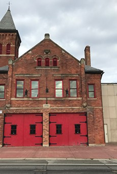 The Michigan Firehouse Museum is very haunted, ghost hunters say.