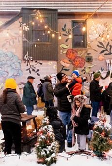 'Tis the season — Corktown Aglow returns for full day of holiday cheer