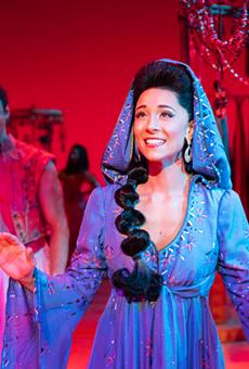 Don't you dare close your eyes — Disney's 'Aladdin' soars through Detroit