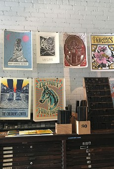 Signal-Return pairs Detroit artists with nonprofits for new poster series