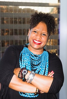 Dara Cooper, co-director of the National Black Food and Justice Alliance.