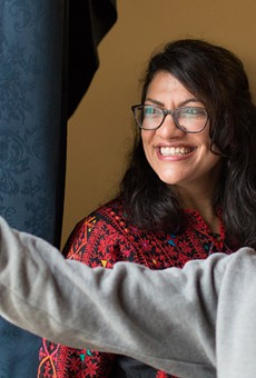 With Rashida Tlaib, Congress looks a bit more like Detroit