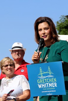 Gretchen Whitmer is fixing the damn marijuana system