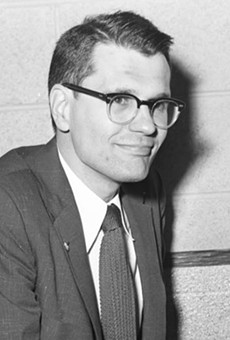 A young John Dingell.