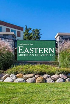 Eastern Michigan University.