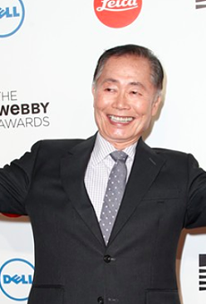 'Oh my!' George Takei announced as special guest at Motor City Comic Con