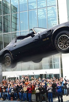 Detroit City Council denies Autorama 'Smokey and the Bandit' stunt jump request due to Confederate flag