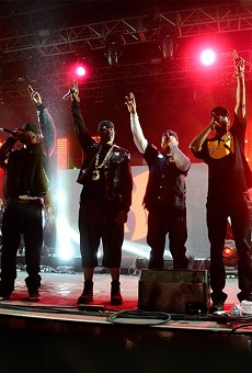 Wu-Tang Clan include metro Detroit date for '36 Chambers'  anniversary