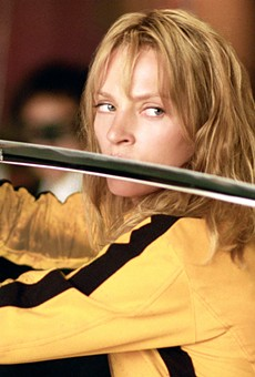 Sharpen your Japanese steel for midnight screenings of 'Kill Bill Vol. 1'